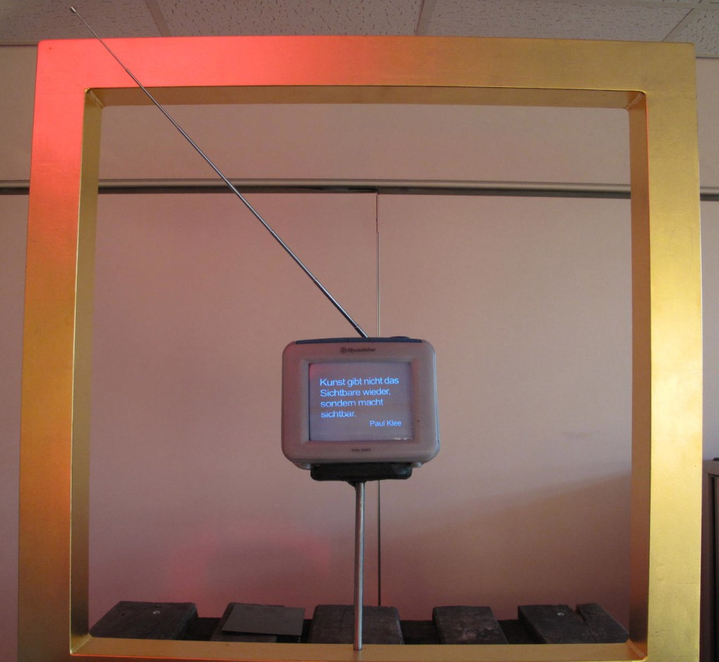 70er Jahre Knuddel-TV
